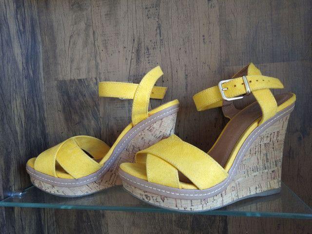 Sapatos N° 35,36 usados apenas uma vez  - Foto 5