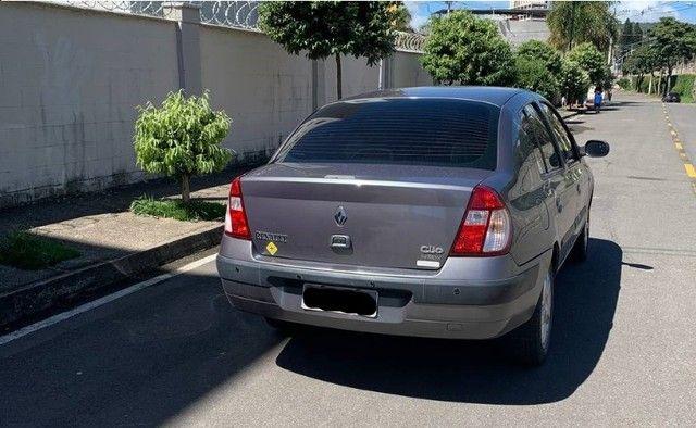 Renault Clio Sedan Privilége 2006 1.6 16v 4p - Foto 5