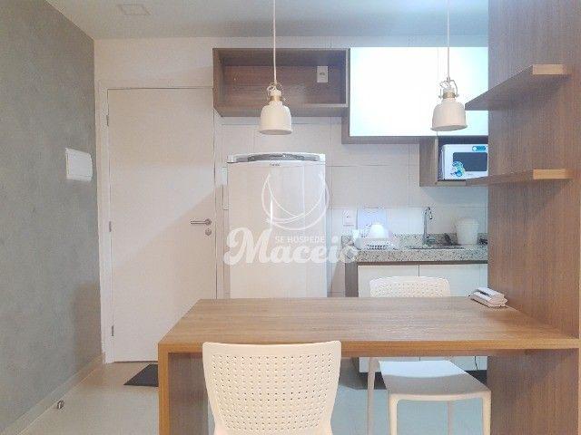 Apartamento Quarto e sala mobiliado na Ponta Verde - Foto 10