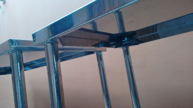 Mesa inox industrial - Foto 3