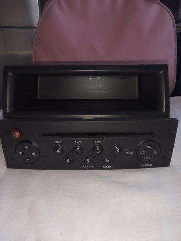 Radio original megane