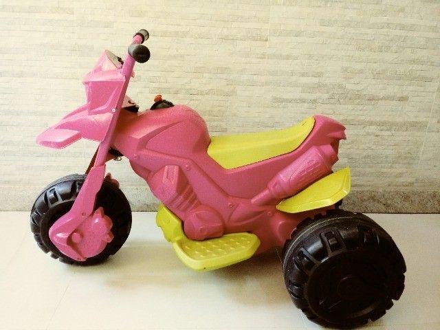 Motoca Elétrica Infantil - Foto 2
