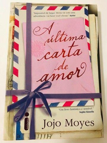 Livro R$ 15,00 - A última carta de amor - Jojo Moyes