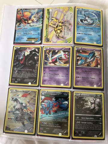 CARDS POKEMON (com brindes) - Foto 2