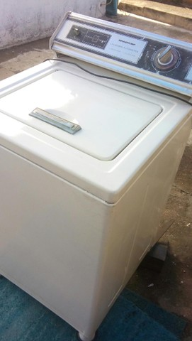 Máquina Lavar Brastemp Anos 80