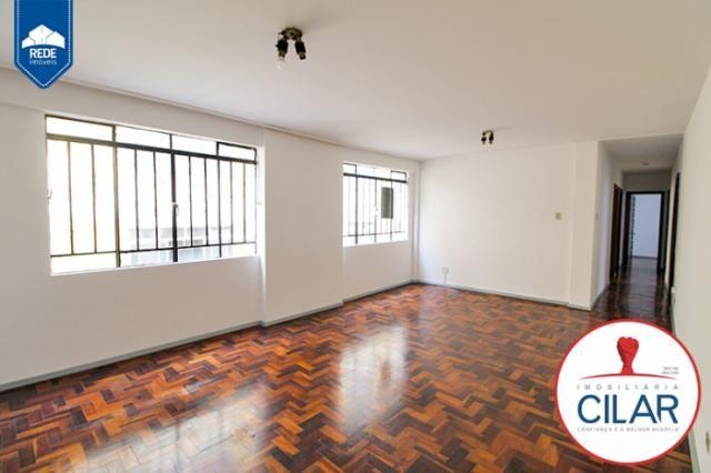 Apartamento para alugar com 3 dormitórios em São francisco, Curitiba cod:00694.002 - Foto 3