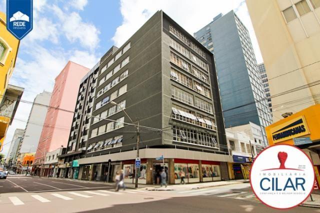Escritório para alugar em Centro, Curitiba cod:07383.007