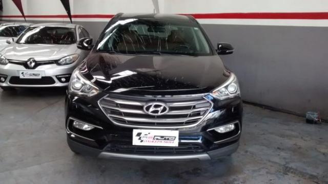 Hyundai santa fÉ 2016 3.3 mpfi 4x4 7 lugares v6 270cv gasolina 4p automÁtico - Foto 2