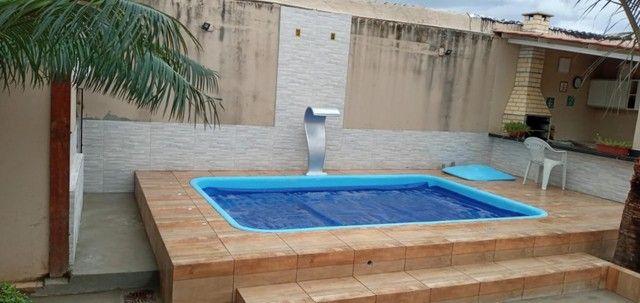 Piscina de fibra alencastro piscinas - 15 anos de garantia  - Foto 2