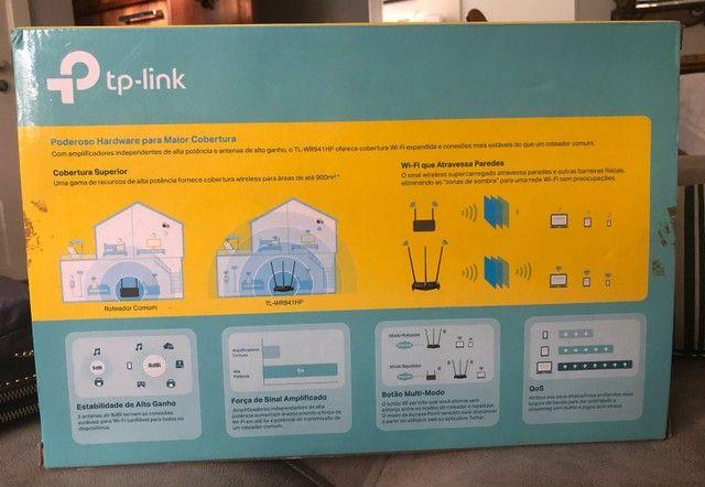 Roteador de internet TP LINK  - Foto 2