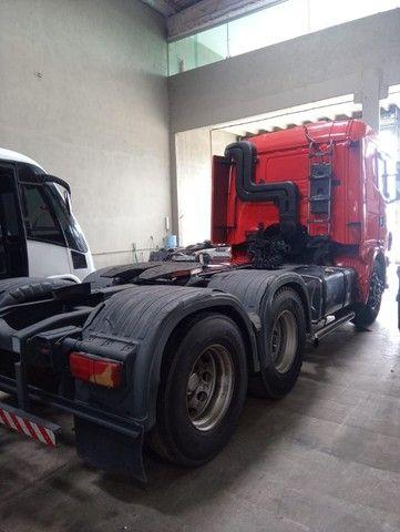 Scania R114 GA 4x2 NZ 380
