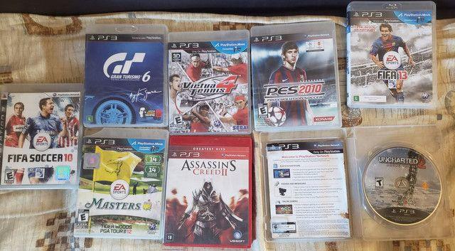 Vendo Jogos Ps3 Original baratissimo