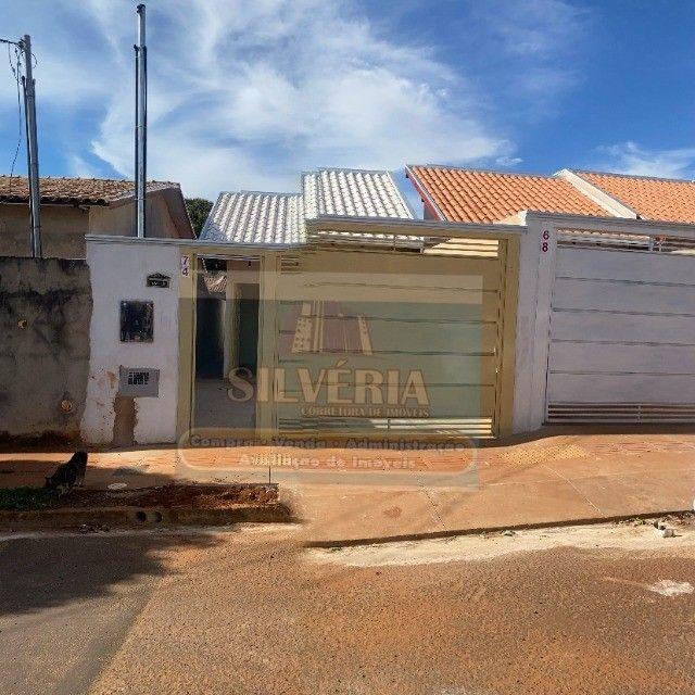 Vendo Casa Nova Portal Panamá com suíte e quintal