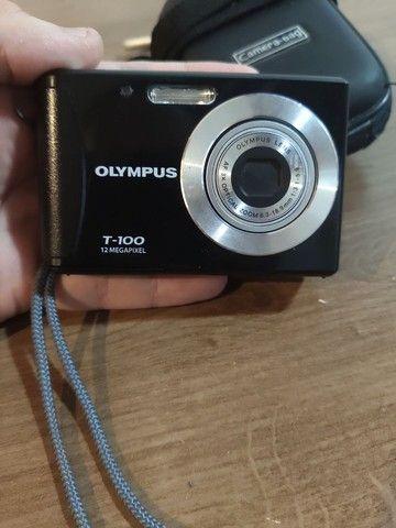 Camera Olympus T100 12MP - Foto 2