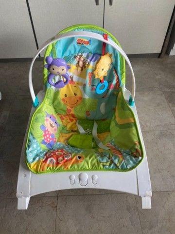 Cadeira de balanço para bebê  - Foto 3