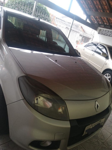 Renault Sandero Expression 1.6 2014.
