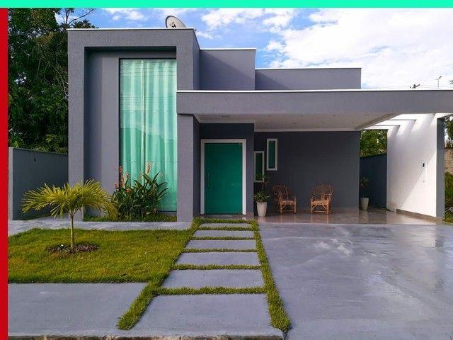 Casa 3 Quartos Condomínio reserva do Parque Ponta Negra tumaryiolc rinqksjdoz - Foto 14