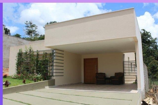 Casa 3 Quartos Condômino quintas das Marinas Ponta Negra nhpzuyblef hnwrfuaqlj - Foto 2