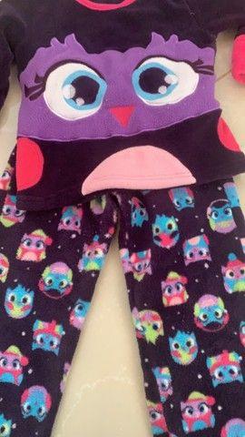 Pijama infantil pucket