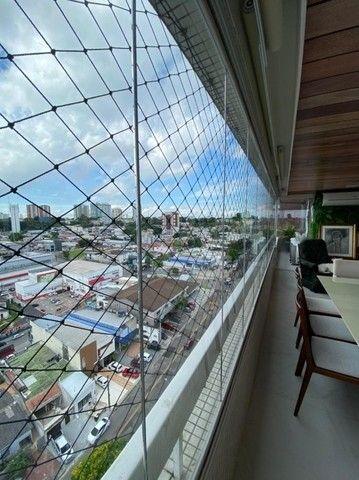 Condomínio Saint Romain, 4 suítes, 3 vagas, 100% mobiliado, moderno e lindo, no Vieiralves - Foto 15
