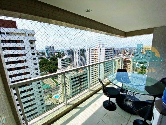 Authentic Recife (Próx do Manauara Shopping) - Semi-mobiliado - 3 Suítes - Semi-mobiliado - Foto 13