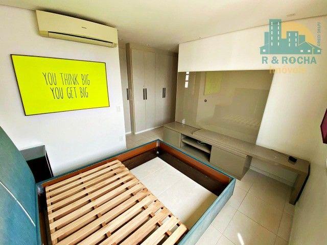 Authentic Recife - 3 Suítes (1 suíte master) - 140m² - Andar Alto - 3 vagas cobertas - Foto 10