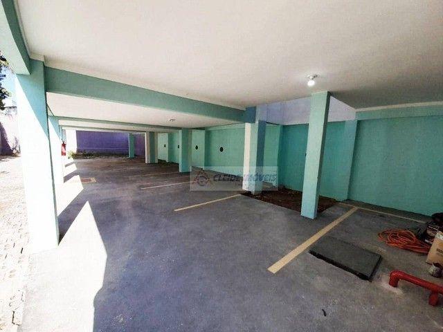 Apartamento com 2 dormitórios para alugar, 40 m² por R$ 1.250,00/mês - Boa Esperança - Cui - Foto 9