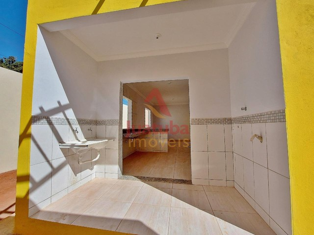 Casa Moderna Financiada à Venda em Juatuba | JUATUBA IMÓVEIS - Foto 8