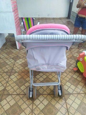 Vende se Carrinho de Bebê  - Foto 2