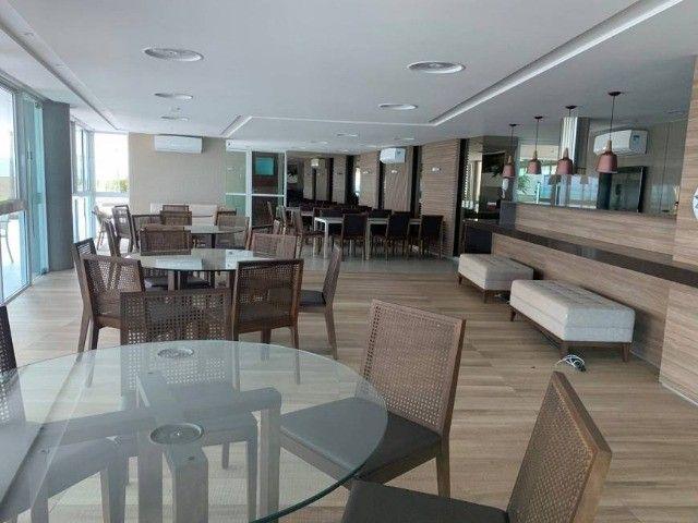 Cabo Branco - Apto. na Beira Mar - 2 Quartos - Varanda Gourmet - 72 Metros - Foto 9