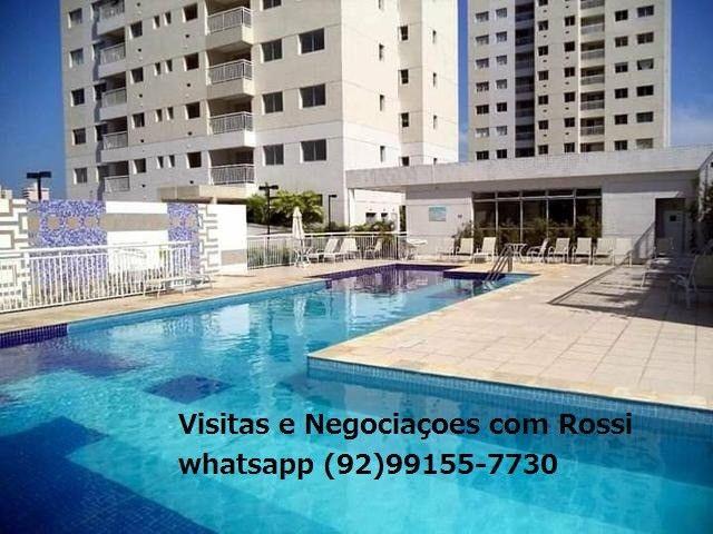 Melhor localização de Manaus= Condominio paradise proximo a tudo para sua Familia - Foto 2