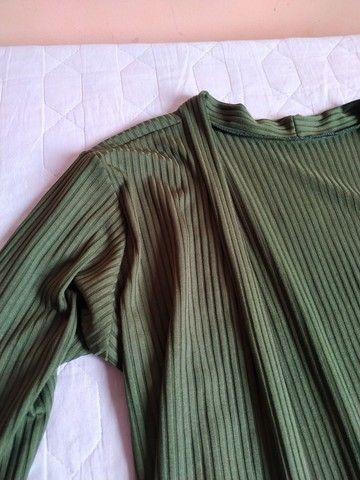 Desapego blusas e casacos  - Foto 4