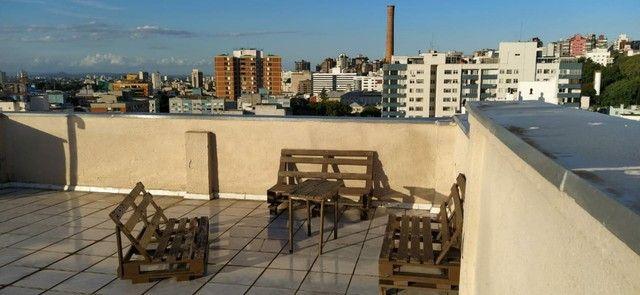 Alugo apartamento na Av Cristóvão Colombo térreo 2 quartos 75m2 - Foto 9
