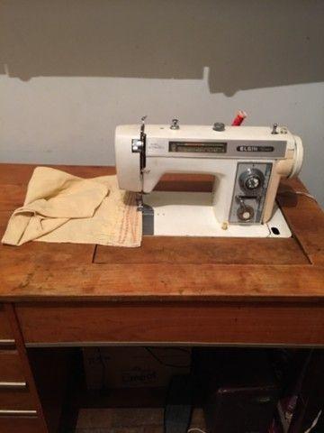 Máquina de costura Elgin Genius  - Foto 3
