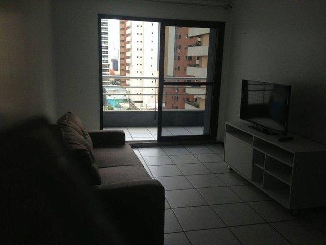 Apartamento para aluguel com 70 metros quadrados e 2 quartos em Meireles - Fortaleza - CE. - Foto 11