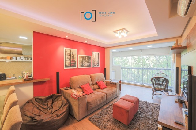 Apartamento à venda com 2 dormitórios em Três figueiras, Porto alegre cod:VZ6072 - Foto 9