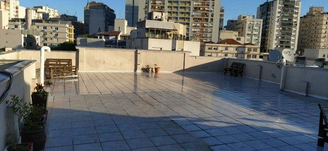 Alugo apartamento na Av Cristóvão Colombo térreo 2 quartos 75m2 - Foto 13