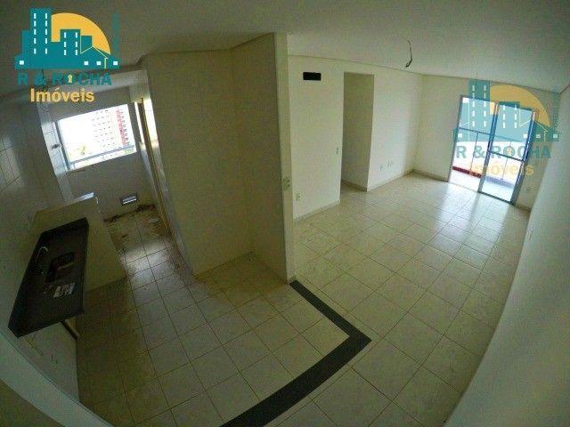 River Side (Ao Lado do Shopping Ponta Negra) - Apto com 2 quartos (1 suíte) - 66m².
