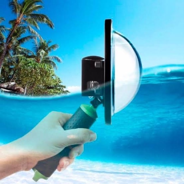 Dome gopro pra fotos em baixo d?água  - Foto 4