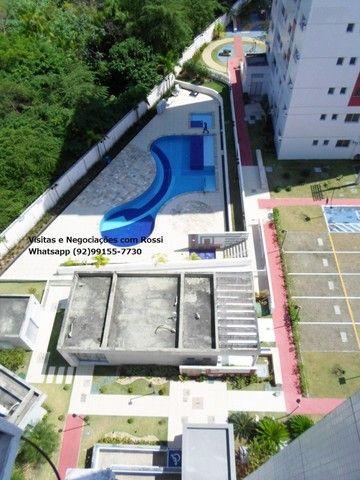 Melhor localização de Manaus= Condominio paradise proximo a tudo para sua Familia - Foto 15