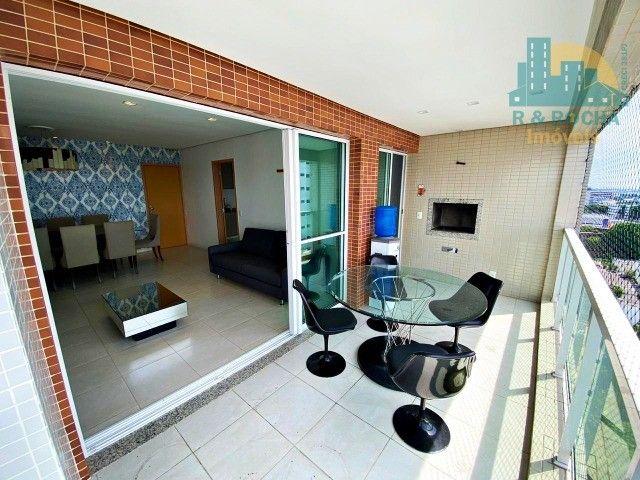 Authentic Recife - 3 Suítes (1 suíte master) - 140m² - Andar Alto - 3 vagas cobertas - Foto 13