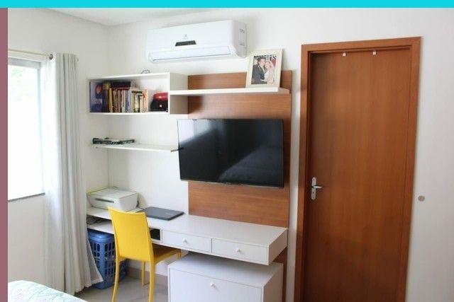 Casa 3 Quartos Condômino quintas das Marinas Ponta Negra nhpzuyblef hnwrfuaqlj - Foto 3