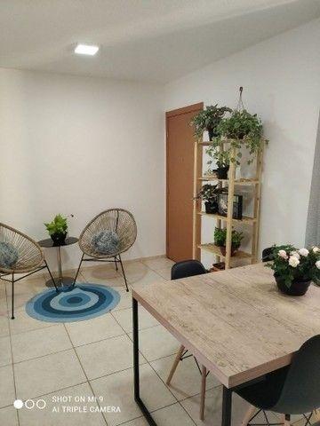 Lindo Apartamento no Residencial Castelo Del Mont Próximo Uniderp - Foto 7