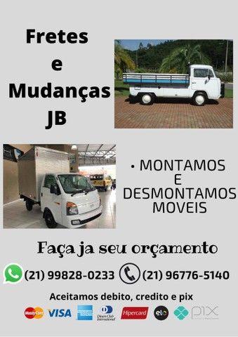 FRETES E MUDANÇAS JB