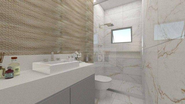 Casa com 4 dormitórios à venda, 455 m² por R$ 2.100.000 - Condominio Solar Do Bosque - Rio - Foto 6