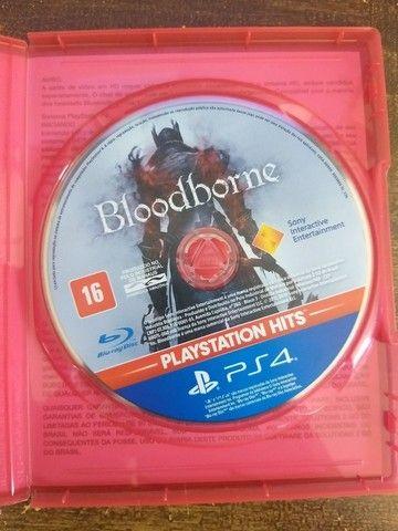 Blodborne semi novo em perfeitas condições  - Foto 2