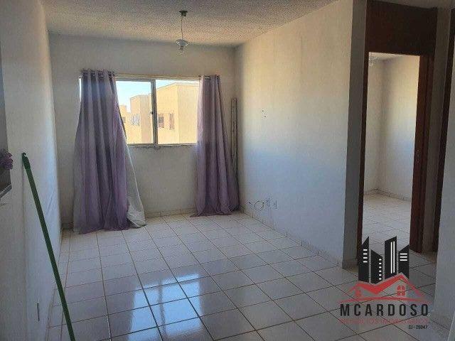 Apartamento com 02 quartos, sala, cozinha, 01 banheiro, 01 vaga de garagem, 3º andar - Foto 4