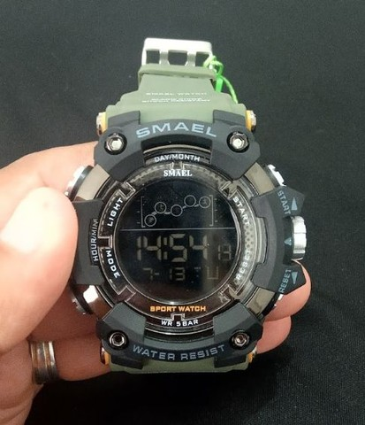 Relógio SMAEL ORIGINAL - Foto 4