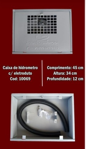 Distribuidora líder em tampas de esgoto/ferro fundido/ grelha / caixa de hidrômetro - Foto 6