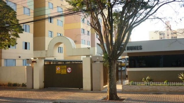 LOCAÇÃO | Apartamento, com 3 quartos em CJ VILA NOVA, MARINGÁ